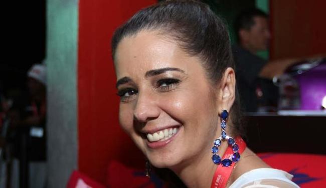 A atriz Cristiane Amorim faz mistério sobre sua personagem - Foto: Divulgação: ViaPress