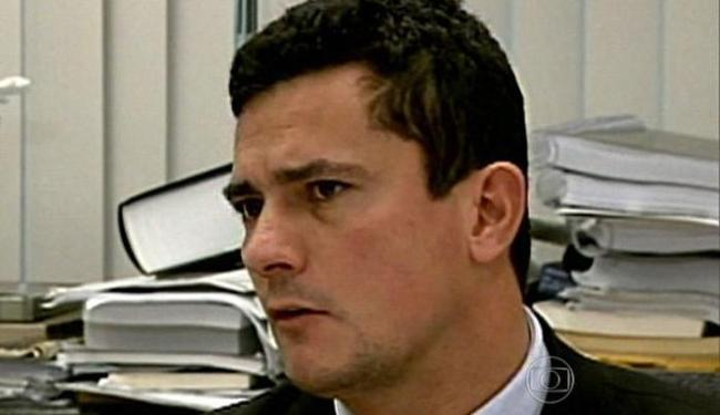 Juiz federal Sérgio Moro conduz todas as ações da Operação Lava Jato - Foto: Reprodução | TV