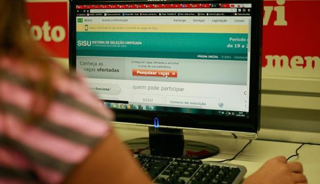 Lista foi divulgada pela universidade nesta sexta-feira, 20 - Foto: Joá Souza   Ag. A TARDE