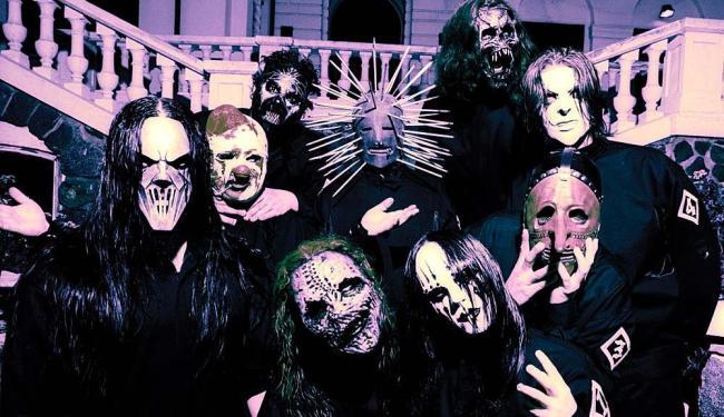 Slipknot será a atração principal da noite - Foto: Divulgação