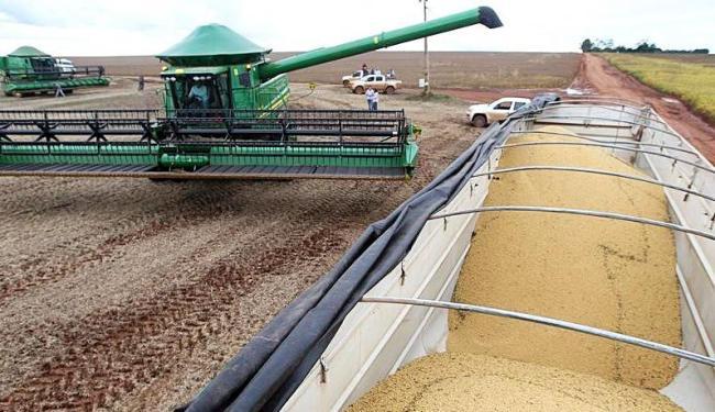 A soja é um dos principais produtos exportados pelo Brasil - Foto: Paulo Whitaker | Agência Reuters