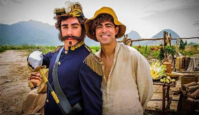 Marcelo Adnet e Marcius Melhem prometem continuar provocando e a mexer com a TV - Foto: Alex Carvalho | TV Globo | Divulgação