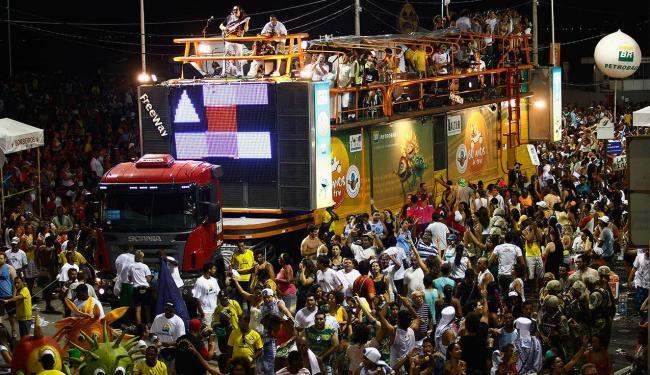 Governo promete anunciar grandes estrelas da música baiana - Foto: Claudionor Júnior | Ag. A TARDE