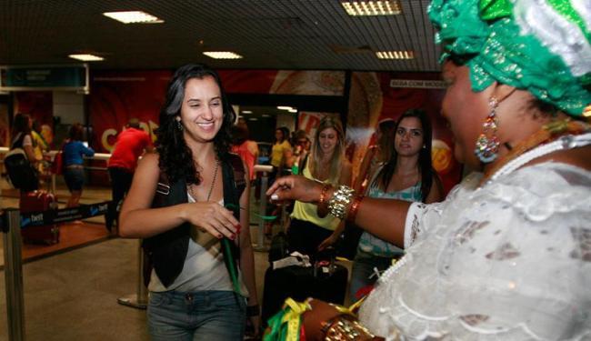 Cerca de 520 mil turistas aproveitaram a folia momesca em Salvador - Foto: Joá Souza   Ag. A TARDE