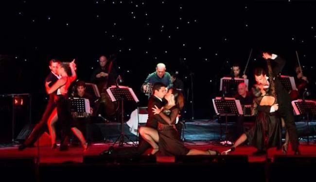 Uma Noite em Buenos Aires mostra danças de tango - Foto: Divulgação