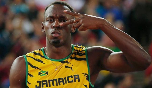 Bolt correrá no Stade de France pela quinta vez na carreira - Foto: Phil Noble | Ag. Reuters