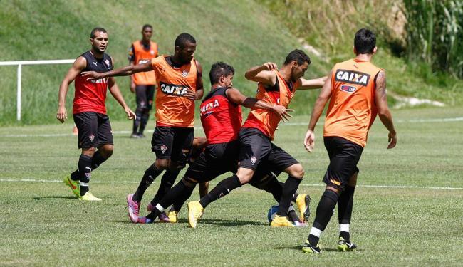 Rubro-negro precisa vencer por goleada para assumir liderança do seu grupo - Foto: Marco Aurélio Martins   Ag. A TARDE