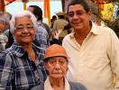 Morre o pai do cantor Zeca Pagodinho, aos 87 anos - Foto: Reprodução | Instagram