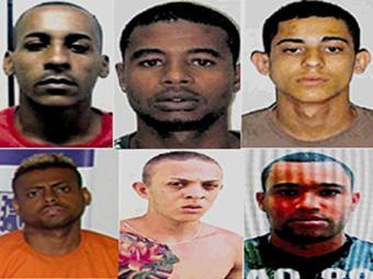 Suspeitos foram presos com o auxílio do SIPP - Foto: Edilson Lima e Joá Souza l Ag. A TARDE e Divulgação l Polícia Civil