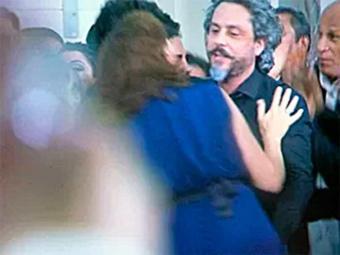 Mara impedirá que Zé Alfredo leve um tiro de Silviano - Foto: TV Globo | Divulgação