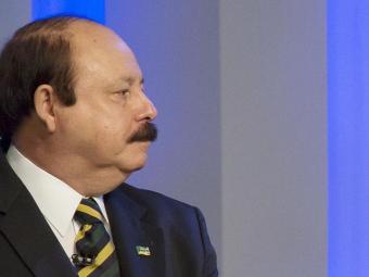 As declarações foram feitas pelo então presidenciável durante debate pré-eleitoral na Record - Foto: Felipe Dana | AP Photo | 02.10.2014