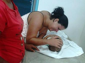 Criança chegou a ser socorrida mas não resistiu - Foto: Keile Araújo   Blog Itororó Já