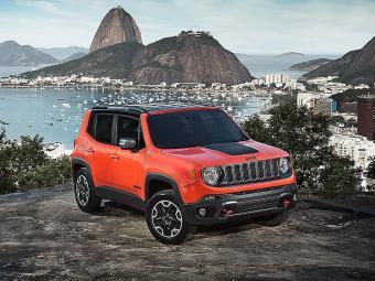 Modelo da Jeep é feito em Pernambuco - Foto: Divulgação Jeep