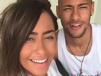 Neymar veio ao Brasil passar o aniversário da irmã ao lado da família - Foto: Reprodução   Instagram