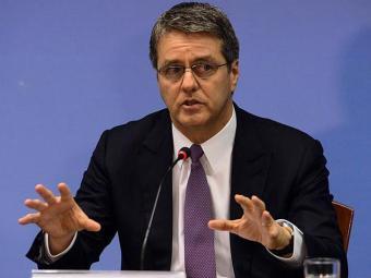 Azevêdo, que é baiano, assumiu a direção da OMC em setembro de 2013 - Foto: José Cruz   Ag. Brasil   03.03.2015