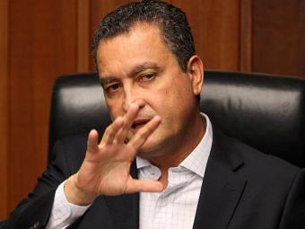 Governador Rui Costa disse confiar em Leão e atribui sua fala à revolta - Foto: Carlos Casaes | Ag. A TARDE | 27.01.2011