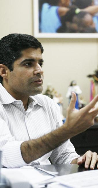 ACM Neto, prefeito de Salvador - Foto: Fernando Amorim | Ag. A TARDE