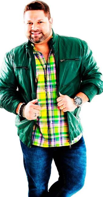 Danniel promete canções autorais que já fazem parte do setlist do show e hits de sucesso - Foto: Divulgação