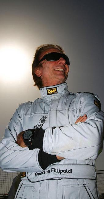 Em 1972, Emerson Fittipaldi conquistou o primeiro título mundial de um piloto do país - Foto: Manuela Cavadas | Ag. A TARDE