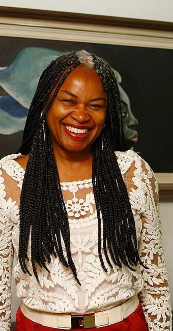 Olívia Santana, secretária estadual de Políticas para as Mulheres - Foto: Xando Pereira | Ag. A TARDE