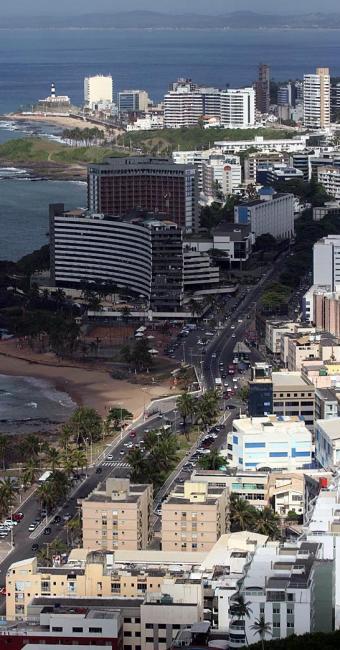 Vista aérea do bairro - Foto: Carlos Casaes | Ag. A TARDE