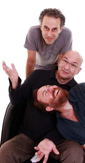 Trio também colocou canções inéditas no box - Foto: Mauricio Valladares | Divulgação