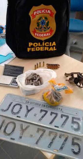 A operação da PF ocorreu na manhã desta quarta-feira, 11 - Foto: Divulgação | Polícia Federal