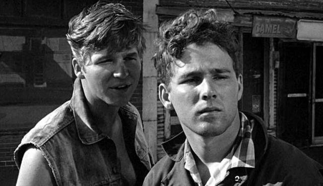 Jeff Bridges e Timothy Bottoms em