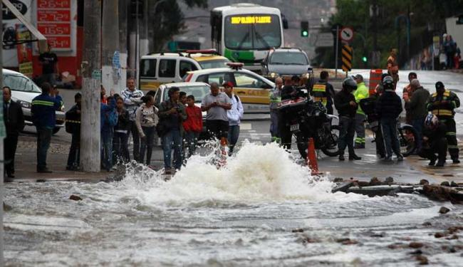 Região Norte é a que mais perde água no processo de distribuição - Foto: Hélvio Romero/Estadão Conteúdo