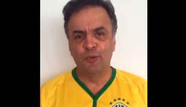 Enquanto alguns elogiam a fala do tucano, outros criticam o PSDB e o senador - Foto: Reprodução | Facebook