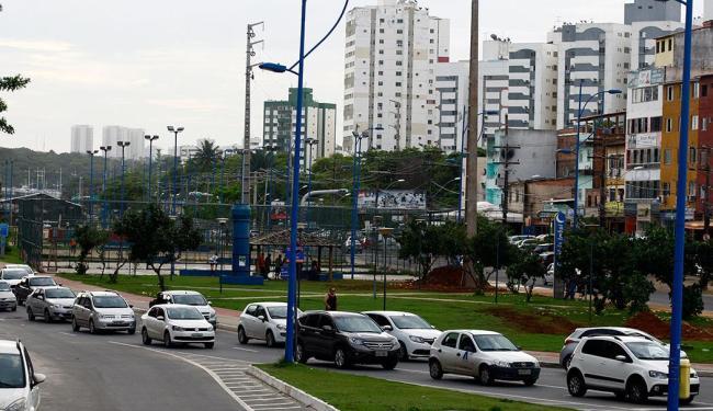 Imbuí é vertical em quase toda a sua extensão - Foto: Fernando Vivas   Ag. A TARDE
