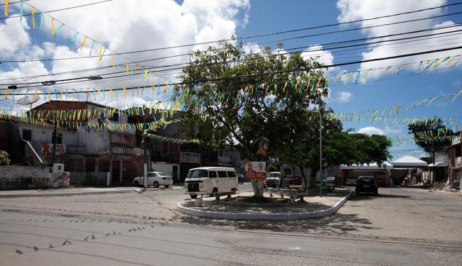 Bairro mantém ar de interior com casas da década de 1970 e ruas tranquilas - Foto: Edilson Lima | Ag. A TARDE