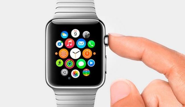 Apple Watch é o relógio inteligente da Apple - Foto: Divulgação