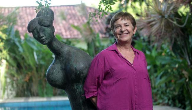 Solange Bernabó: instituto tem mais de mil peças de Carybé - Foto: Lúcio Távora | Ag. A TARDE