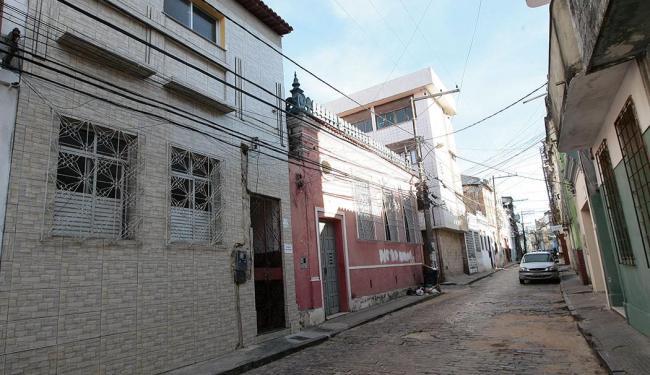 Bailarino foi assassinato em casa, no bairro da Saúde - Foto: Mila Cordeiro   Ag. A TARDE