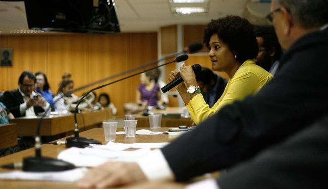No encontro, foi apresentada carta aberta ao governador pedindo um grupo de monitoramento das ações - Foto: Raul Spinassé l Ag. A TARDE
