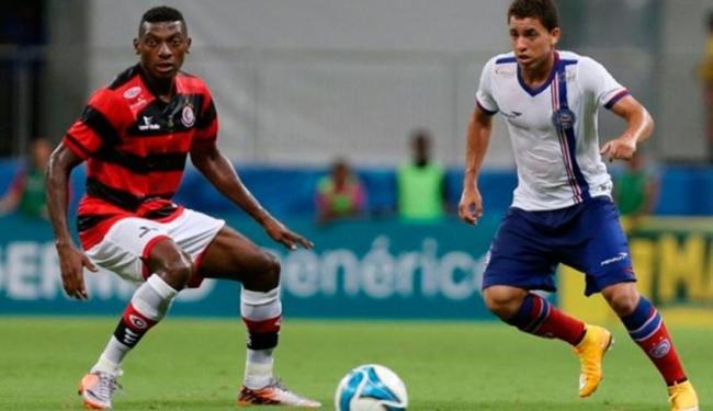 Tricolor poupou principais jogadores, pois já estava garantido na competição - Foto: Divulgação | ECBahia