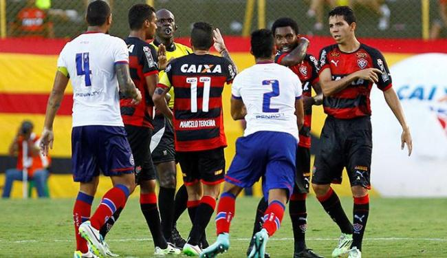 Bahia e Vitória podem duelar antes da decisão do título - Foto: Eduardo Martins   Ag. A TARDE