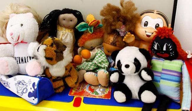 Os brinquedos devem estar em boas condições de uso - Foto: Fernando Vivas | Ag. A TARDE