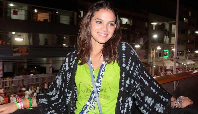 O Villa Mix apostou em celebridades e trouxe famosos como Bruna Marquezine - Foto: Edilson Lima | Ag. A TARDE