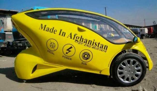 Bateria tem autonomia para percorrer 50 quilômetros com uma velocidade máxima de 40 km/h - Foto: Divulgação