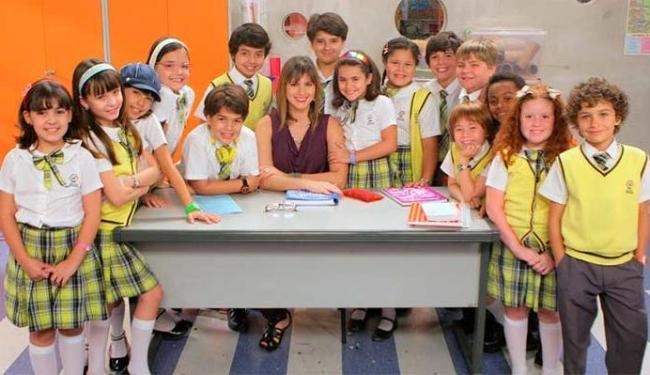 Carrossel mostra o dia a dia de uma escola - Foto: Divulgação