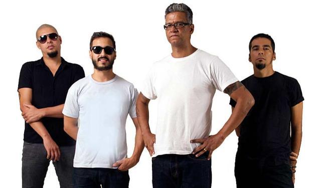Banda recebe o grupo Lo Han em show no Commons Studio Bar - Foto: Giva's Santiago | Divulgação