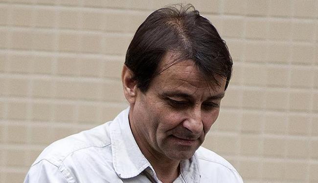 Beneficiado por um habeas corpus, ex-ativista italiano foi solto por volta de meia-noite - Foto: Antonio Scorza l AFP Photo