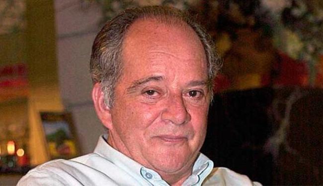 Claudio Marzo está internado desde o último dia 4 - Foto: TV Globo | Divulgação
