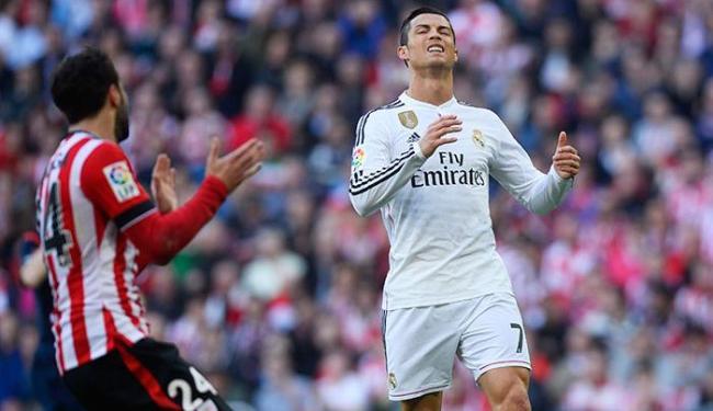 O Real pode perder a liderança após ficar quatro meses no topo - Foto: Vincent West | Ag. Reuters