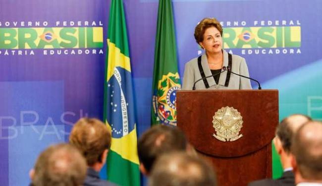Dilma falou também sobre a necessidade da reforma política - Foto: Roberto Stuckert Filho/ PR