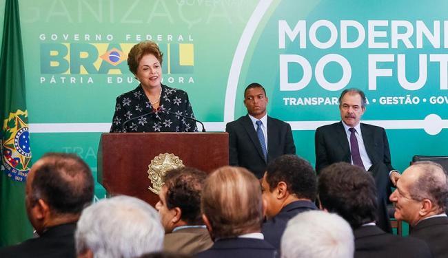 Declaração foi dada durante cerimônia no Palácio do Planalto - Foto: Roberto Stuckert Filho l PR
