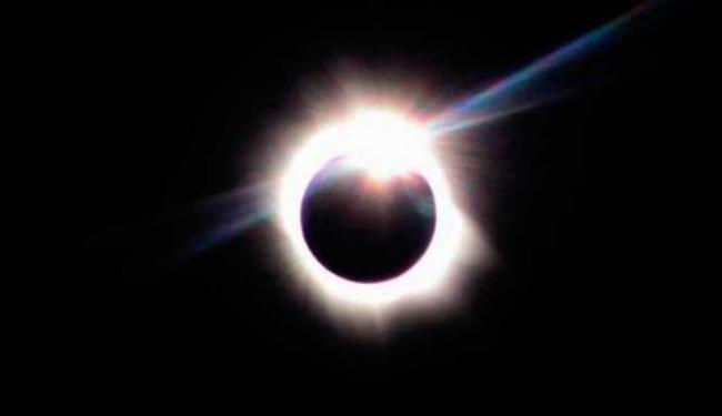 Eclipse será visto no hemisfério norte - Foto: Divulgação