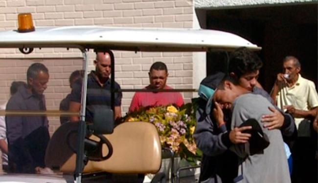 Criança foi enterrada nesta segunda - Foto: Reprodução | EPTV